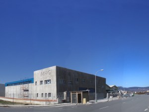 I&D arquitectos - Nave industrial CDP 07