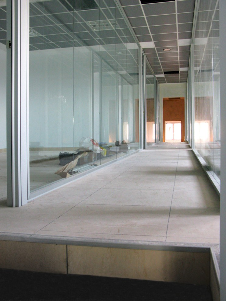 I&D arquitectos - Nave industrial CDP 17
