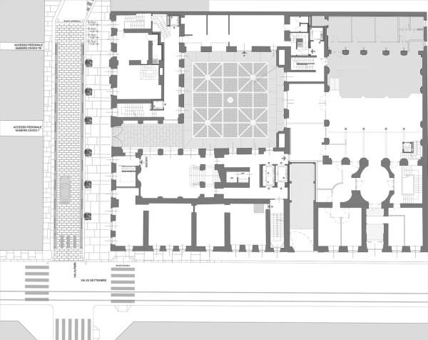 T002_pianta architettonica