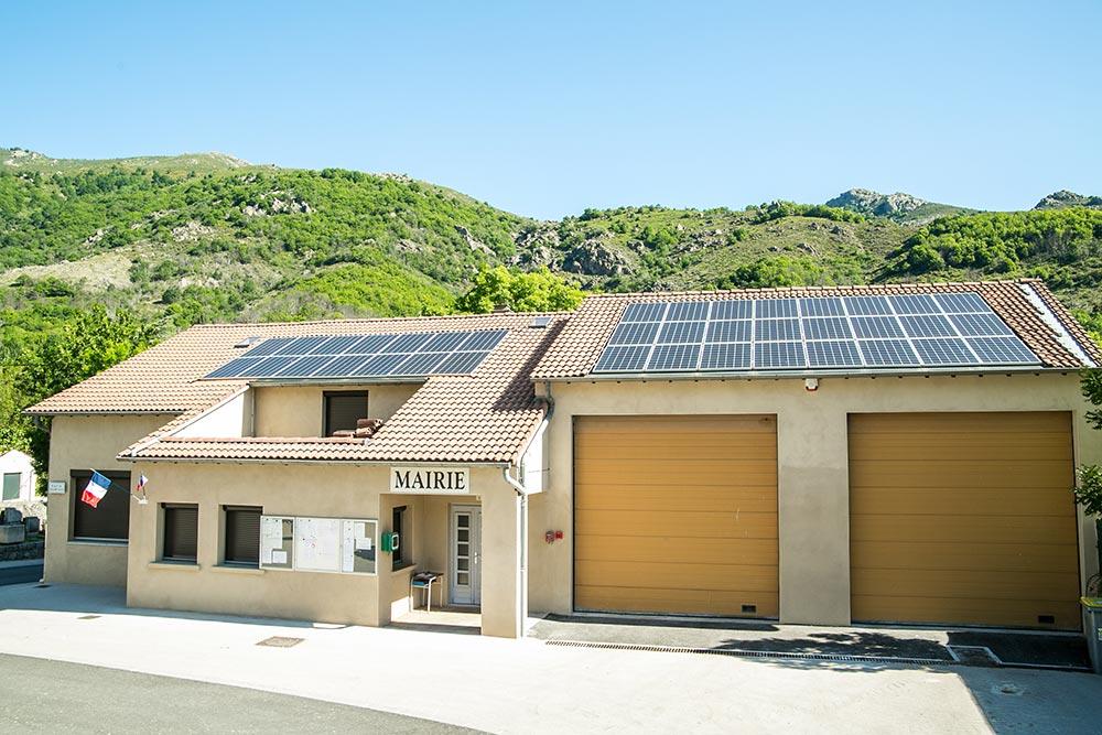 Photovoltaïque pour Collectivités locales Mairies