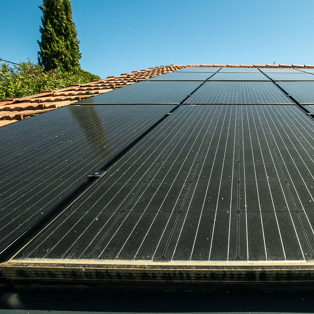 Installation de panneaux solaire sur votre maison