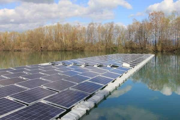 Installation panneaux solaire de 750 kw