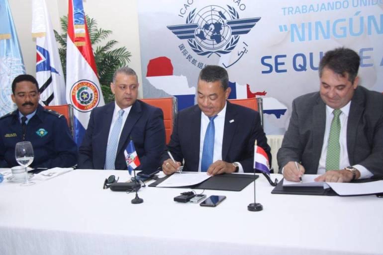 El IDAC firma memorando de entendimiento con la DINAC de Paraguay 1
