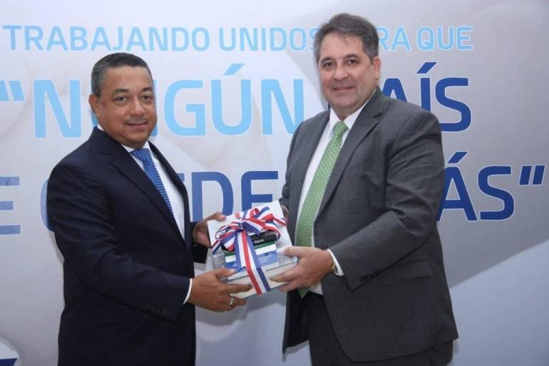El IDAC firma memorando de entendimiento con la DINAC de Paraguay 2