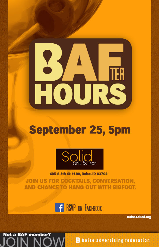 BAFter Hours - September, 2014