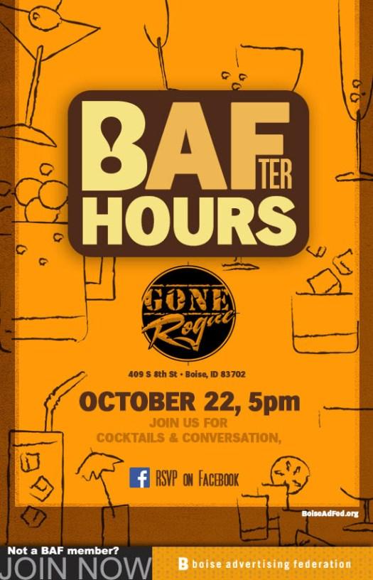 BAFter Hours - October 2014