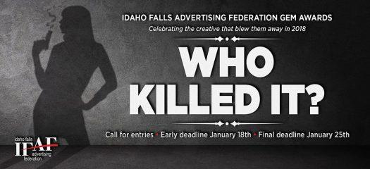 Idaho Falls Advertising Federation Gem Awards