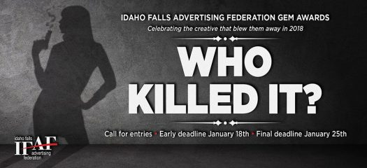 Idaho Falls Advertising Federation Gem Awards
