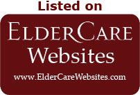 Listed on ElderCareWebsites