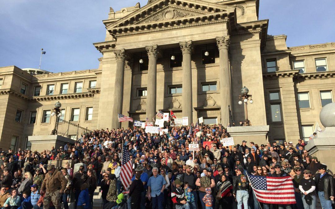 Gun Rally at the Capitol Tomorrow!