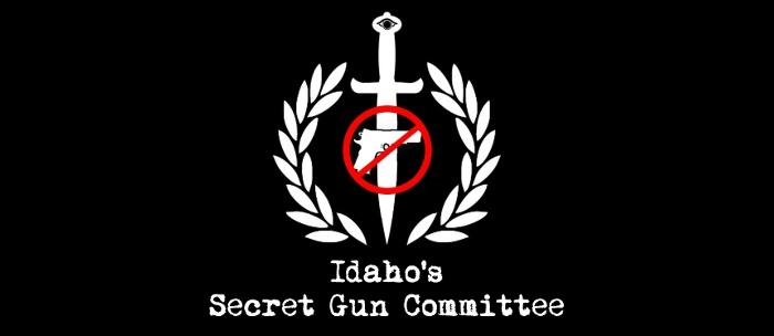 Idaho's Secret Gun Committee Strikes Again