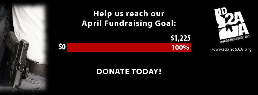 April Fundraising Goal Achieved! Thank You!