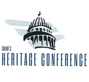 2013 Idaho's Heritage Conference photo gallery - logo