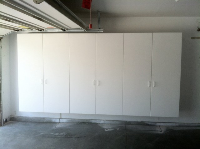 Extra Pantry Space