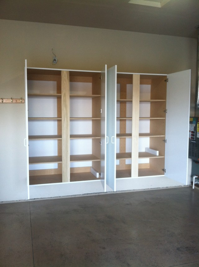 Wide Shelving