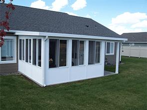 custom sunrooms and patio enclosures