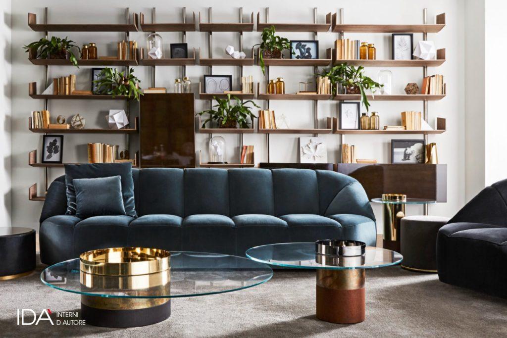 arredare il soggiorno in stile toscano (foto) divano bianco. Idee E Accessori Per Arredare Il Soggiorno Con Stile Ida Interni D Autore