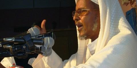 Sheekh Bashiir Axmed Salaad.