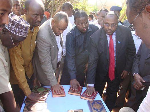 Wasiirada KG somalia