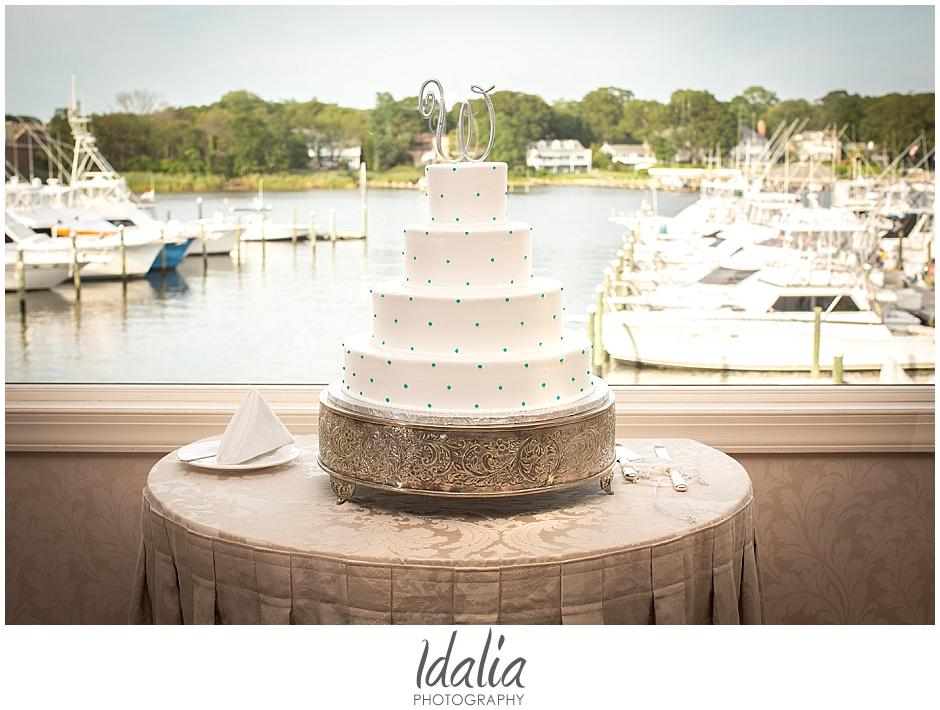 Crystal Point Yacht Club Wedding Megan And Matt
