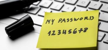 shared password