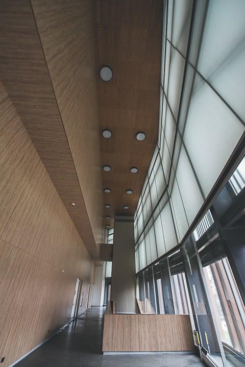 pasillo Cinemateca de Bogotá
