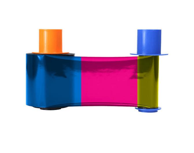 HID Fargo DTC4500-YMCKOK Printer Ribbon - 45210