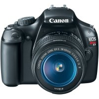 Canon EOS T3 Rebel Camera