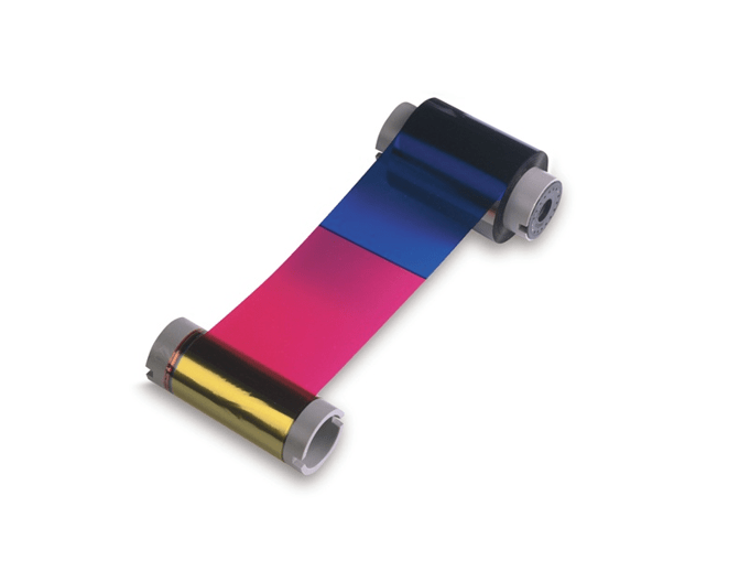 HID Fargo HDP600-YMCK Printer Ribbon - 84011