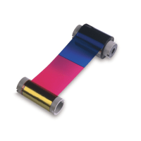 HID Fargo HDP600-YMCK Printer Ribbon - 84011