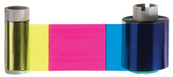 HID Fargo DTC550-YMCKO Printer Ribbon