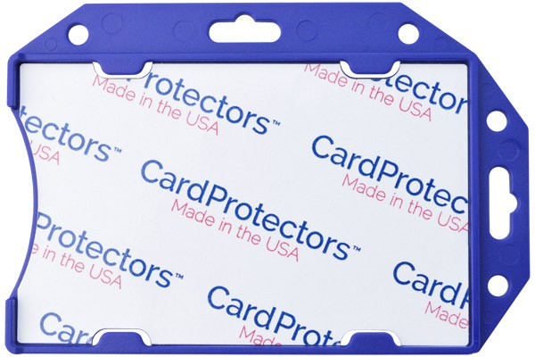 CardProtectors Rigid Shielded Badge Holder