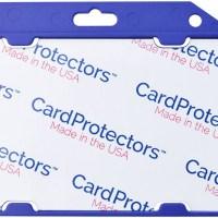 CardProtectors Rigid Shielded Badge Holder