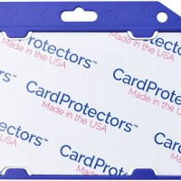 CardProtectors Rigid Shielded 1-Card Holder