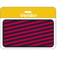Time Expiring Back Part - VENDOR - Yellow