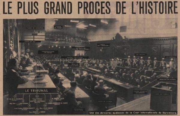 Procès de Nuremberg - Les actes disponibles en français et en numérique -  IDBOOX