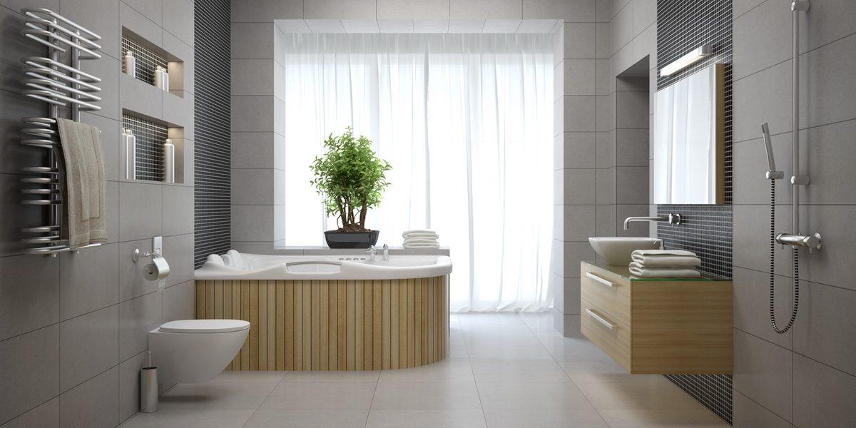 Mtm arreda ti offre alcune semplici idee per arredare con stile il tuo bagno! Bagno Moderno Idee Per Arredare Il Bagno Idea Casa Plan