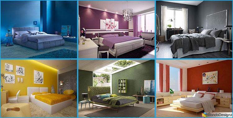 Il tono e l'atmosfera in una stanza è dato dalla decorazione e dal colore delle pareti. Il Giusto Colore Per Le Pareti Della Tua Camera Da Letto Idea Colore