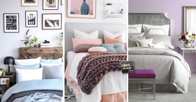 Colori camera da letto moderna e classica. Camera Da Letto Con Colori Pastello Ecco 20 Idee Per Ispiravi