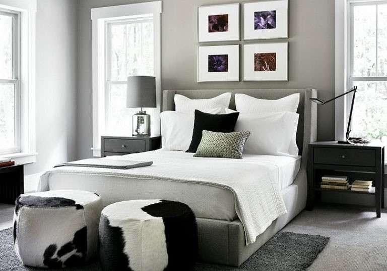 Visualizza altre idee su pareti grigie, arredamento, arredamento casa. Camera Da Letto Grigia E Bianca Ecco 15 Idee A Cui Ispirarsi