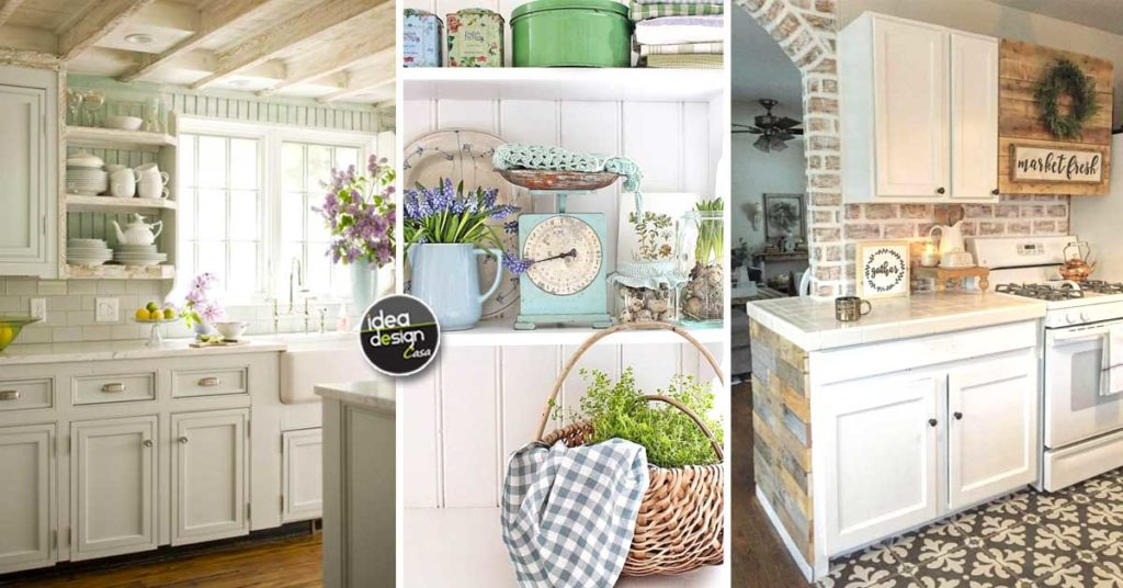 Arredamenti / shop per la casa. Le Cucine Country 20 Idee Per Un Arredamento Perfetto