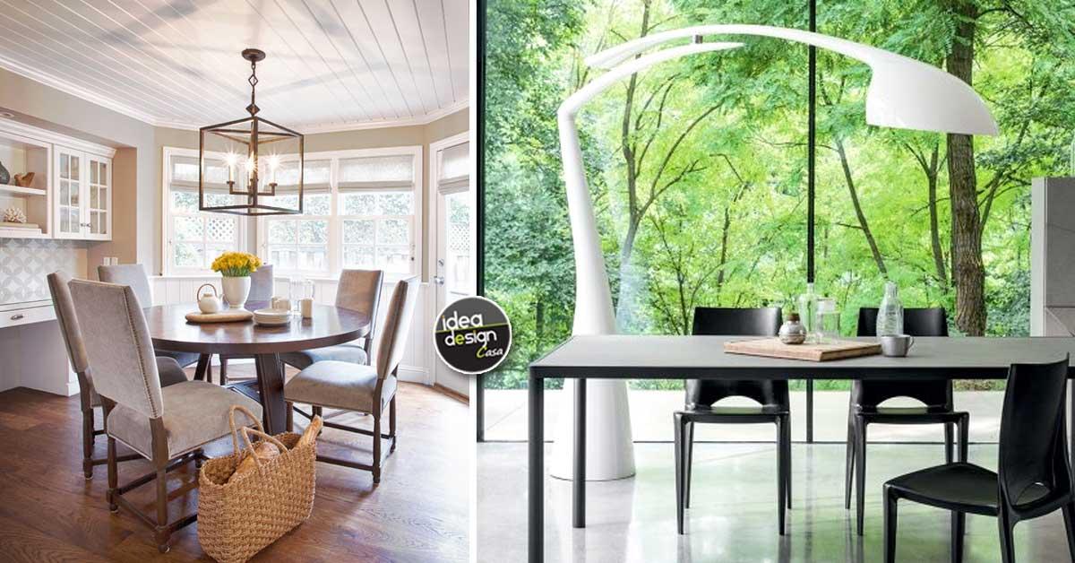 Stai cercando lampadari particolari a prezzi scontati online? Come Illuminare La Sala Da Pranzo La Risposta In 15 Idee Ispiratevi