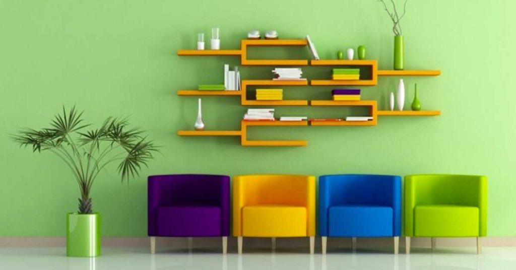 Mensole, scaffali e librerie dal design moderno per l'arredamento di casa. Arredare Casa Con Le Mensole 15 Idee Che Vi Ispireranno