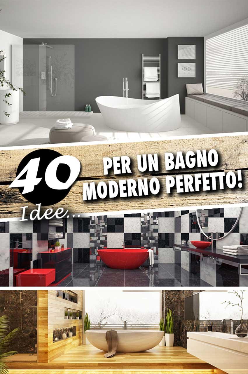 Su westwing troverai molti bellissimi accessori! Bagni Moderni 40 Idee Di Arredo Per Un Bagno Moderno