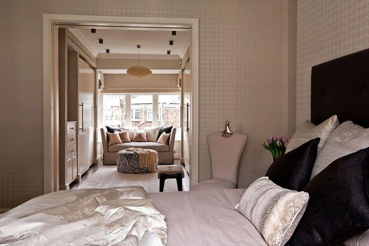 Idee per arredare casa con il color sabbia (foto 27/30)   designmag. Color Tortora Sulle Pareti Per Una Casa Magnifica 15 Idee Per Rendere L Idea