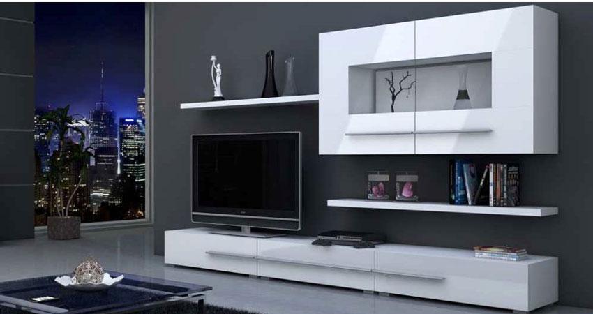 Detta anche wall system, la parete attrezzata è un elemento d'arredo componibile per il soggiorno che per versatilità,. Parete Attrezzata Moderna Trova Quella Giusta Per Arredare Il Soggiorno