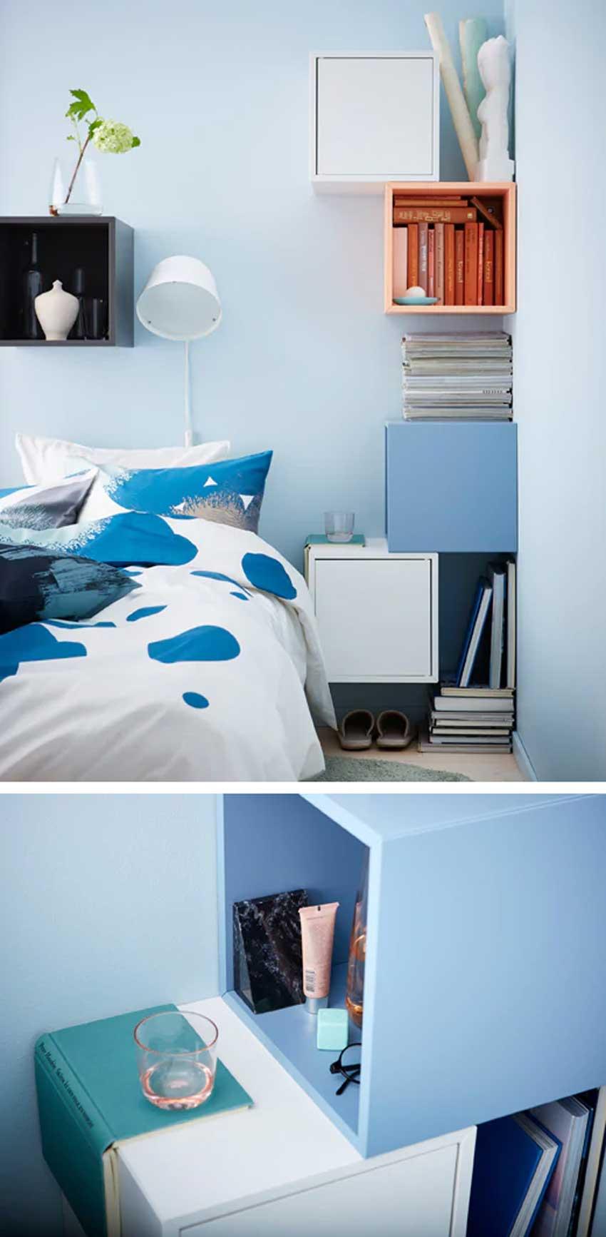 Mensole Ikea 15 Modi Di Utilizzarle In Modo Furbo Per
