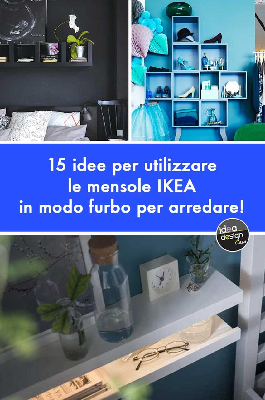 Cameretta dallo stile originale 5 di 40. Mensole Ikea 15 Modi Di Utilizzarle In Modo Furbo Per Arredare Ispiratevi