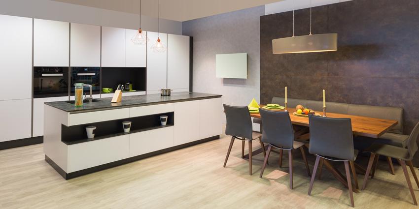colore tavolo per cucina bianca. La Cucina Bianca 25 Idee Moderne Per Contrastarla Con Un Tocco Di Colore