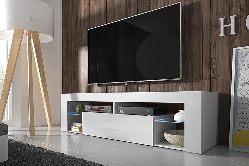 Parete attrezzata legno pietra modulart; Soggiorni Moderni 50 Idee Per Un Arredamento Moderno In Salotto